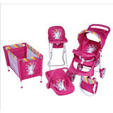 Set De Muñecas Maxi Doll Baby Kits Juguete