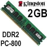 Memoria Ddr2 2gb Bus 800/677