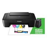 Impresora Canon Multifuncional  Sistema Continuo Black