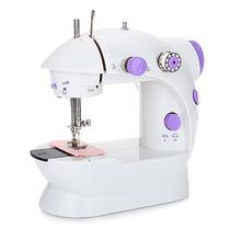 Mini Maquina De Coser | Mini Sewing Machine A Corriente 220v