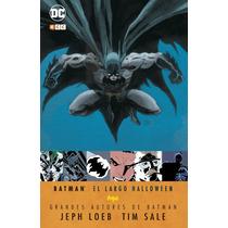 El Largo Halloween / Batman / Tapa Dura / Ecc