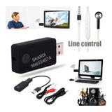 Transmisor Adaptador Audio Bluetooth Para Tv, Pc, Mp3,mp4,