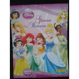 Album Glamour De Princesa Disney Panini (a Pegar)