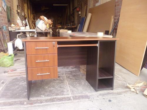 Escritorio para oficina mueble de computo s 400 sphmz for Muebles de escritorio precios