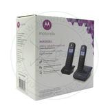 Teléfono Digital Inalámbrico Motorola Auri2020-2, Nuevo