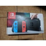Nintendo Switch Con Un Juego
