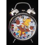 Reloj Despertador Homero Bart Simpon