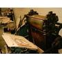 Imprenta Remata Maquina Troqueladora Victoria Doble/ofc.