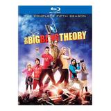 Blu Ray Big Bang Theory 5 Quinta Temporada 100% Nuevo