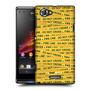Pedido Case Protector Importado Sony Xperia L C2105 C2104