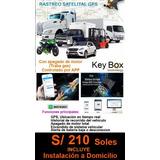 Gps + Apagado De Motor - Incluye Instalación 210 Soles