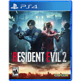 Resident Evil 2 Ps4 Remake Español Disponible