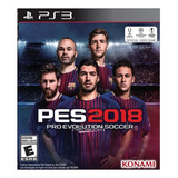 Pro Evolution Soccer 2018 Pes18 Digital Ps3 Oferta Neogamez