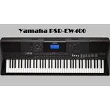 Piano Teclado Yamaha Psr- Ew400 6 Octavas!