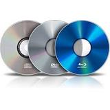 Cd, Dvd, Blu-ray,venta X Mayor Lima, Perú