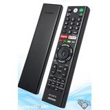 Control Sony Con Voz Smart Tv. Original Android (nuevo)