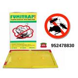Trampa Para Ratas Ratones -desratizacion-marca Fumitrap