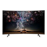 Smart Tv Samsung Ru7300 Uhd Curvo 4k 2019 - Un55ru7300gxpe