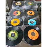 Remate Discos De Vinilo 45rpm Rock, Salsa Y Más... S/.8