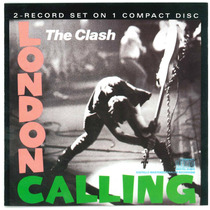 The Clash London Calling  Cd - Popsike