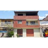 Casa Con Local Comercial Y Taller Industrial