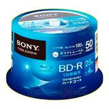 Blu-ray Sony Printable Bd-r De 25gb  Cono X 50 Unid