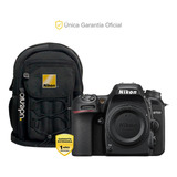 Nikon Oficial D7500 Cuerpo Y Mochila