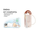 Enema Kit Completo: