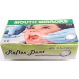 Espejos Dentales Planos N°5 Al Por Mayor Y Menor