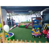 Local Para Fiestas Infantiles Baby Shower Bautizo Con Juegos