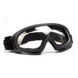 Lentes De Protección Uv400 Gafas Seguridad De Policarbonato