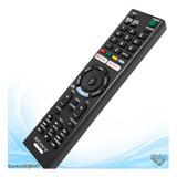Control Remoto Sony Smart Tv Con Botón Youtube Netflix