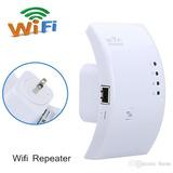 Repetidor Amplificador Inalambrico De Wifi 300 Mbps Envios