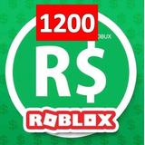 1200 Robux - Roblox