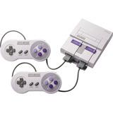 Consola Nintendo Super Nes Classic Edition, Hdmi, 2 Mandos