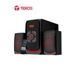 Te Parlantes Teros Te-5028, 70 Rms, Bluetooth, Lector Usb /