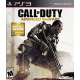Call Of Duty Advanced Warfare - Juego Digital Para Ps3