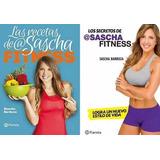 Libro Las Recetas De Sascha Fitness En Digital + 6 Obsequios