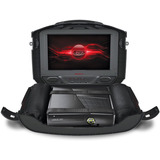 Maletin Gamer Ps4, Ps3, Xbox 360 Pantalla Hd 15.5 Pulgadas