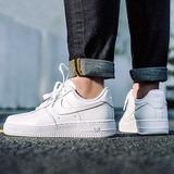 Zapatillas Nike Air Force 1.07 Blancas Hombre Originales