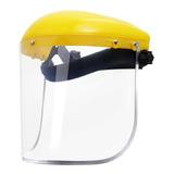 Protector Facial Mascarilla Careta Casco Policarbonato