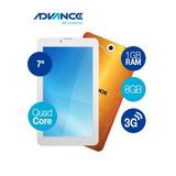 Adv Tablet Advance Prime Pr6745, 7 , Android 5.1, Dual Sim,