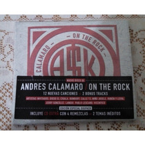 Andrés Calamaro - On The Rock 2cd