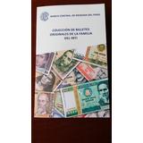Album De Billetes Intis, Completamente Nuevos