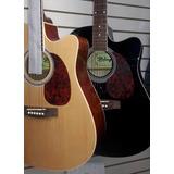 Guitarra Marca String Acustica Jumbo Importada Picks