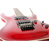 Guitarra Electrica Jay Turser Mod Prs Jt-690qst Emg Activa
