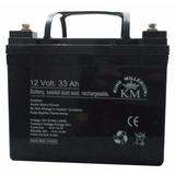 Bateria De 12v-33ah -sellada Recargable.