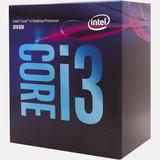 Procesador Intel Core I3-8100 3.6 Ghz Lga 1151 8va