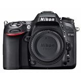 Cámara Nikon D7100 24.1 Mpx Dx-format Cmos Slr Solo Cuerpo