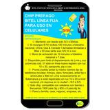Telefono Fijo En Tu Celular, Chip Pre-pago Con Linea Fija